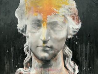 Art Gallery of Calgary presents Carl White. Pentimento