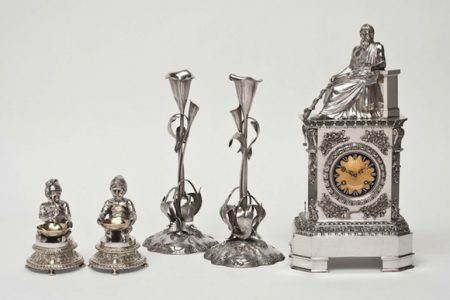 Nationalmuseum Acquires Silver by Gustaf Mollenborg