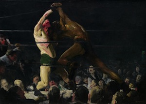 National Gallery of Art Washington announces George Bellows exhibition
