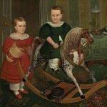 National Gallery of Art displays Deacon Robert Peckham's Hobby Horse