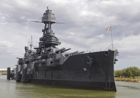 Battleship Texas Re Opens To The Public Museum Publicity