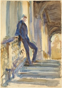 National Gallery of Art announces Exhibition of Drawings and Watercolors from the Collection of Joseph F. McCrindle