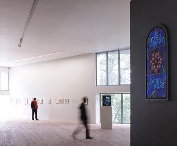 Lewis Glucksman Gallery presents The Sacred Modernist. Josef Albers as a Catholic Artist