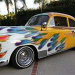Oceanside Museum of Art presents CRUISIN CALIFAS. The Art of Lowriding