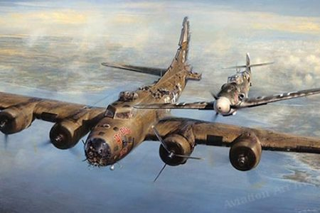 Dec. 8 Program at the Museum of Flight Illuminates Aviation Art and a Higher Calling
