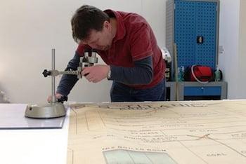 Titanic Belfast to display Original Titanic Inquiry Plan
