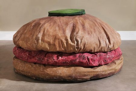 Museum of Modern Art announces Claes Oldenburg. The Street and The Store