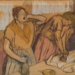 National Gallery of Art opens Line, Light. French Drawings, Watercolors, and Pastels from Delacroix to Signac