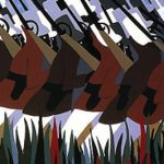 Krannert Art Museum presents Jacob Lawrence. Toussaint L'Ouverture Series