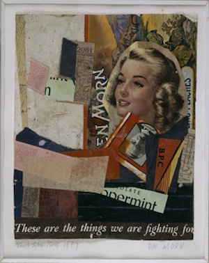 Tate Britain opens Kurt Schwitters exhibition