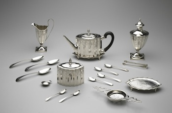 Minneapolis Institute of Arts (MIA) presents Early American Silver from the Cahn Collection