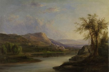 Walters Art Museum acquires painting by Richard Seldon Duncanson