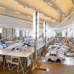 Mudam Luxembourg presents Thomas Hirschhorn Flugplatz Welt/World Airport