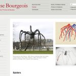 Museum of Modern Art New York (MoMA) announces Louise Bourgeois website