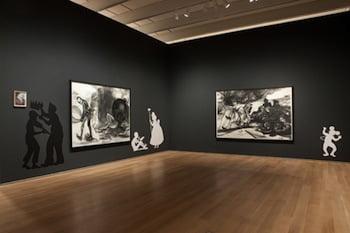 Art Institute of Chicago presents Kara Walker. Rise Up Ye Mighty Race!