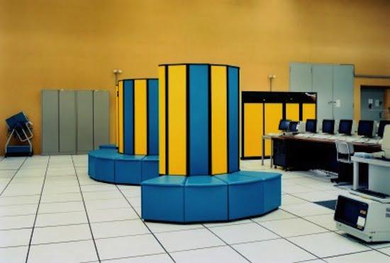 Lewis Baltz Cray supercomputer
