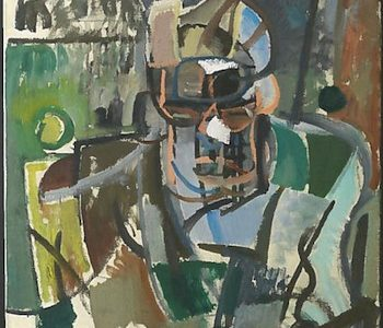 National Portrait Gallery presents Patrick Heron's unseen sketches of T. S. Eliot