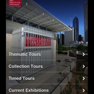 Art Institute of Chicago announces iPhone and Android app