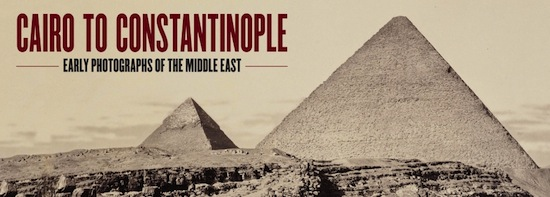 Cairo to Constantinople