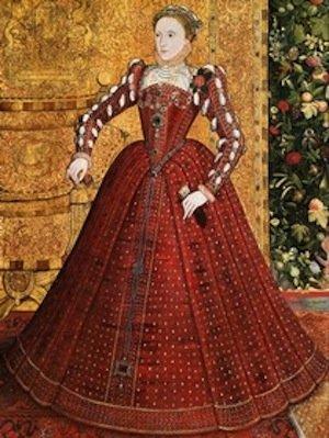 Hampden portrait of Elizabeth I