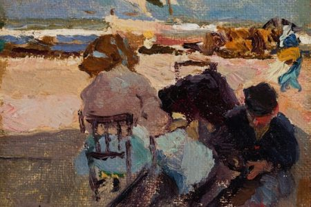 Meadows Museum Acquires Joaquin Sorolla Oil Sketch