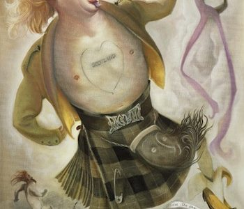 Scottish National Portrait Gallery presents Tickling Jock. Comedy Greats from Sir Harry Lauder to Billy Connolly