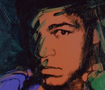 Fleming Museum presents Andy Warhol's Athletes