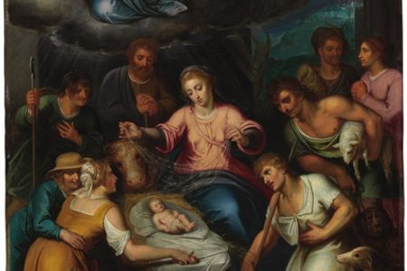 Ringling Museum of Art acquires Adoration of the Shepherds by Otto van Veen