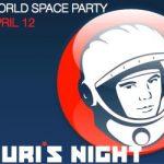 "Museum Joins World Celebration of  ""Yuri's Night"" April 12"