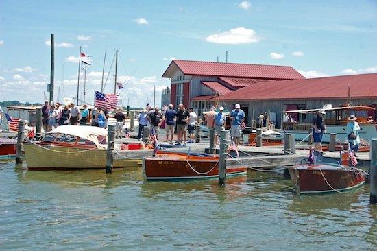 Annual Antique & Classic Boat Festival