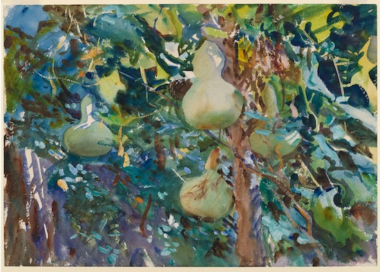 Museum of Fine Arts Boston opens John Singer Sargent Watercolors exhibition