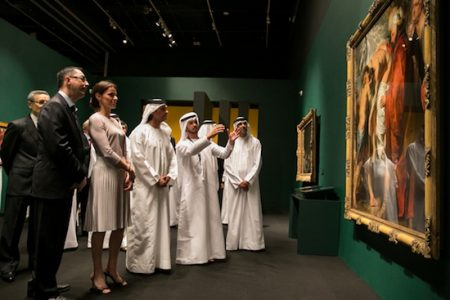 Louvre Abu Dhabi Presents Birth of a Museum
