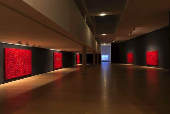 Bosco Sodi. Croacia Valencian Institute for Modern Art