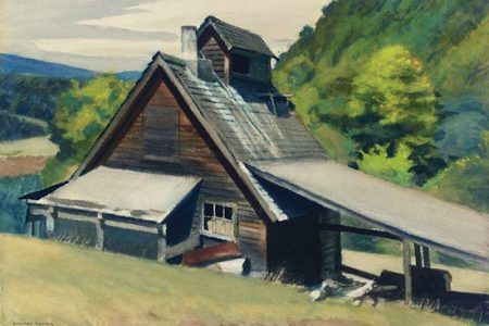 Middlebury College Museum of Art opens Edward Hopper in Vermont