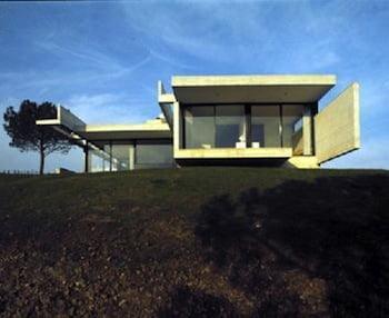 Giorgio Casali Villa Brody, Greve in Chianti, architect Roberto Monsani, 1973
