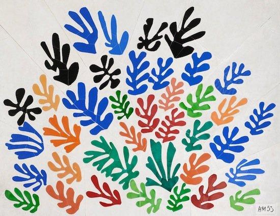 Henri Matisse La Gerbe