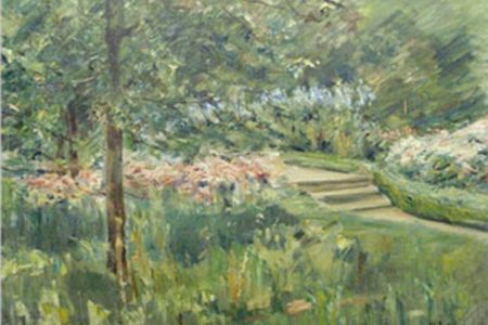 Israel Museum Reacquires Max Liebermann's Garden in Wannsee for its Collection