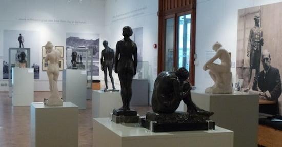 Sir John Madejski Art Gallery