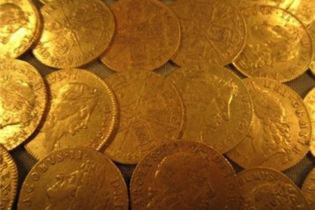 National Museum of Ireland Displays Carrick-on-Suir Gold Coin Hoard