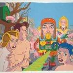 Museum of Contemporary Art Chicago opens Modern Cartoonist: The Art of Daniel Clowes