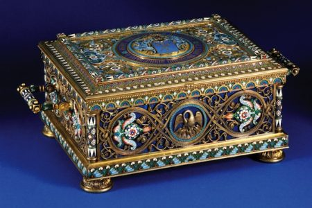 Bowers Museum opens The Tsars Cabinet exhibition
