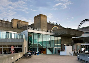 Hayward Gallery Southbank Centre