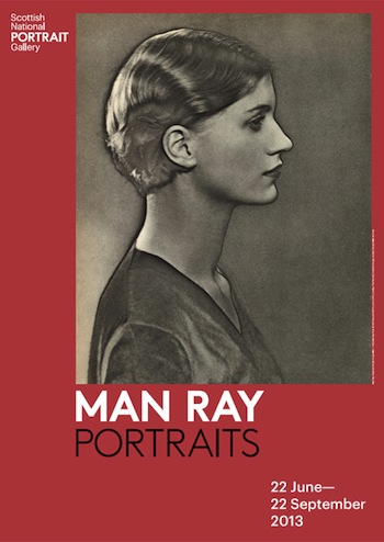 Man Ray, Solarised Portrait of Lee Miller, c. 1929 © Man Ray Trust/ADAGP, Paris and DACS, London 2012, courtesy The Penrose Collection. Image courtesy the Lee Miller Archives