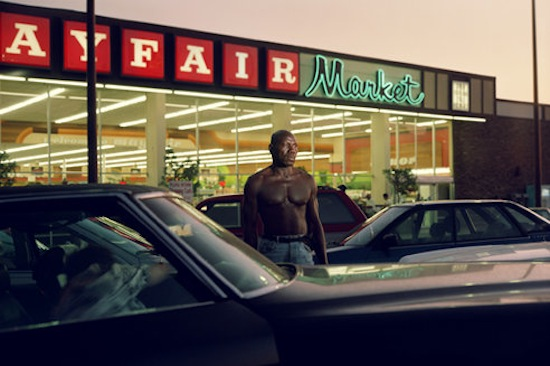 Philip-Lorca diCorcia, AIke Cole, 38 years old, Los Angeles, California, $ 25, 1990-92 © Courtesy of the artist und David Zwirner, New York und Sprüth Magers, London/Berlin