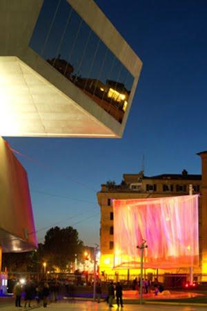Studio bam! bottega di architettura metropolitana, He, 2013. Installation. Courtesy Fondazione MAXXI. Photo: Musacchio – Ianniello.