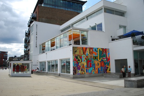 Design Museum. Photo: Ashley Woodfield.