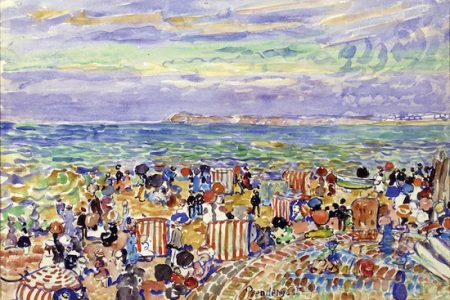 Bowdoin College Museum of Art presents Maurice Prendergast: By the Sea