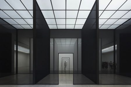 Secession opens Robert Irwin: Double Blind