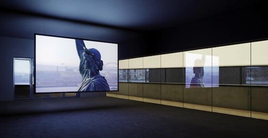 Steve McQueen exhibition Foto: Tom Bisig, Basel
