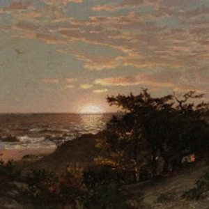 William Trost Richards Costal Scene National Academy Museum